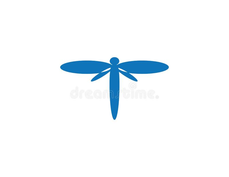 Smok komarnicy logo ilustracji