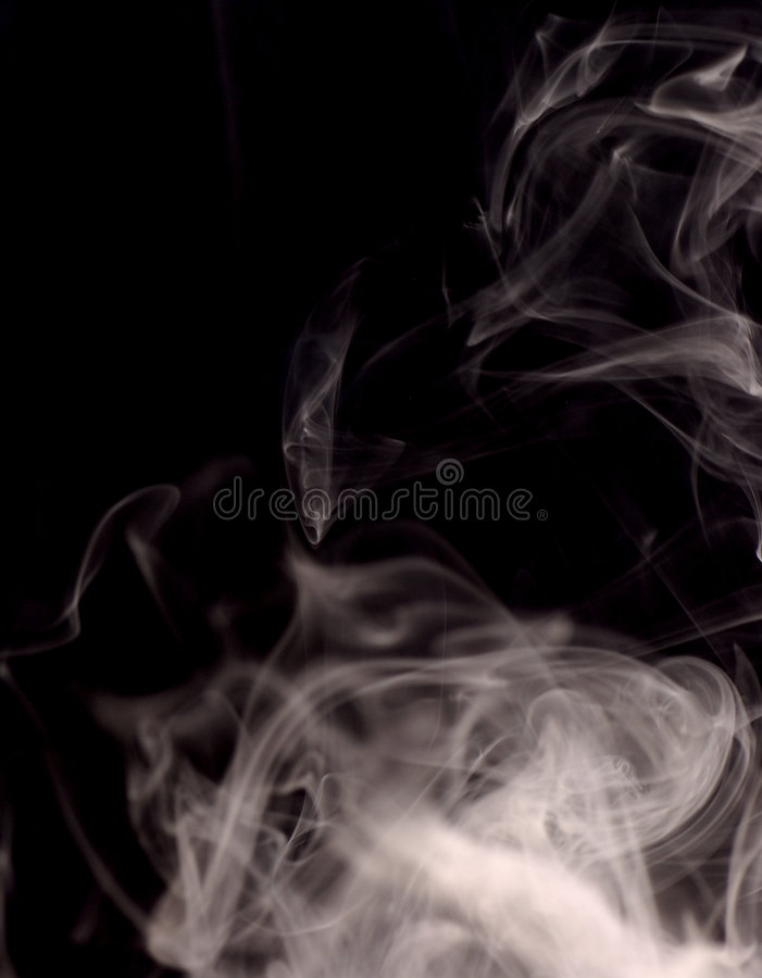 Download Smoke stock image. Image of trails, abstract, burn, waves - 204825