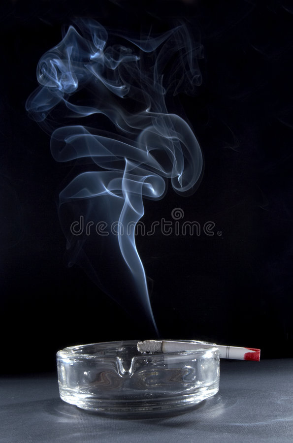 Free Smoke 4 Royalty Free Stock Photos - 8247318