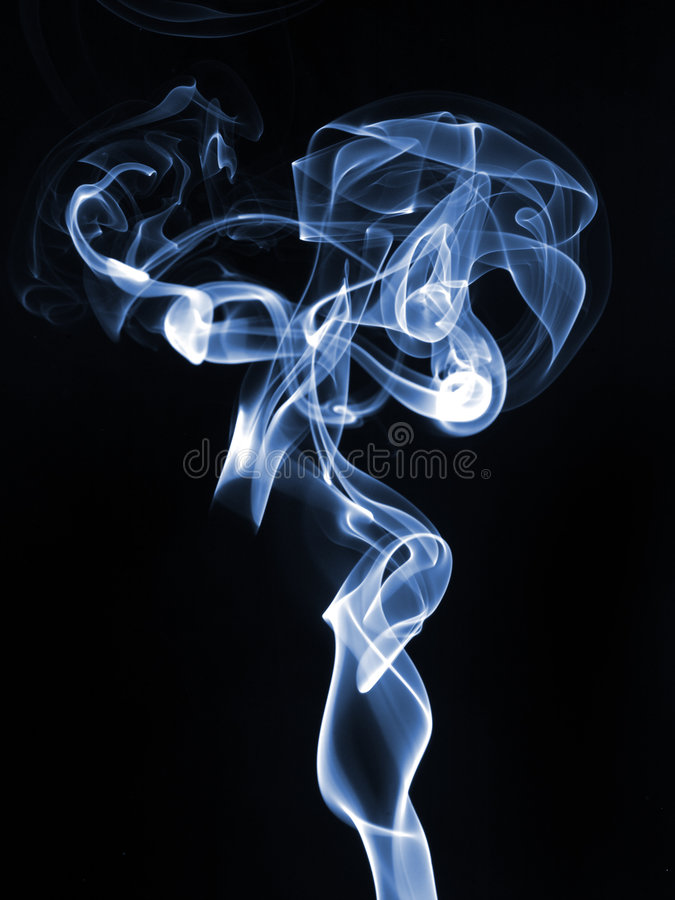 Download Smoke stock image. Image of death, fire, burn, smooth, black - 530775