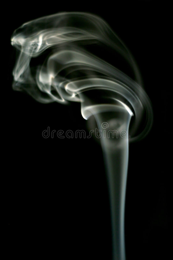 Smoke abstract background stock images