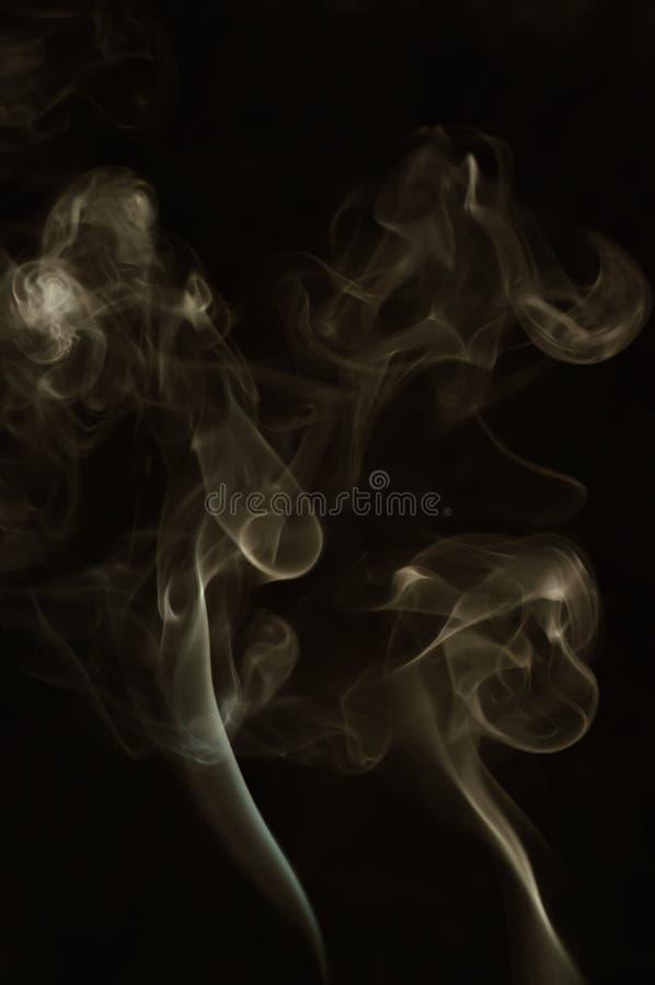 Smoke abstract royalty free stock photography