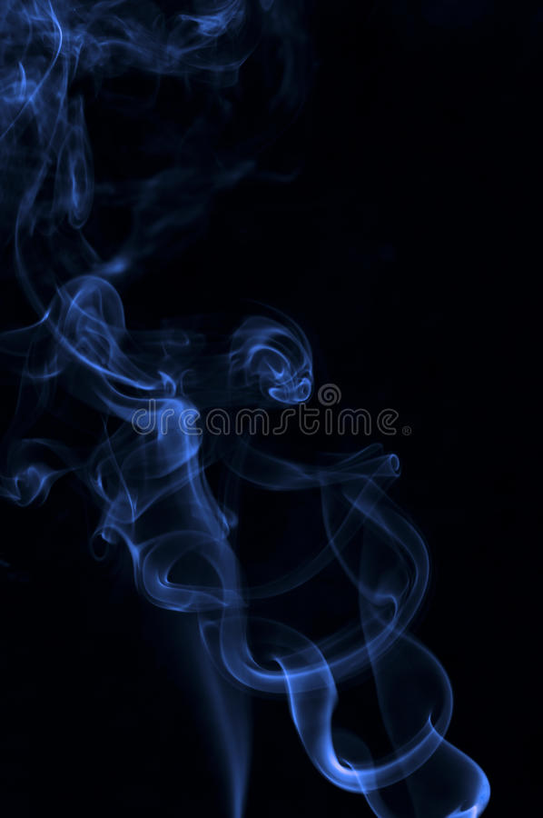 Smoke abstract royalty free stock images