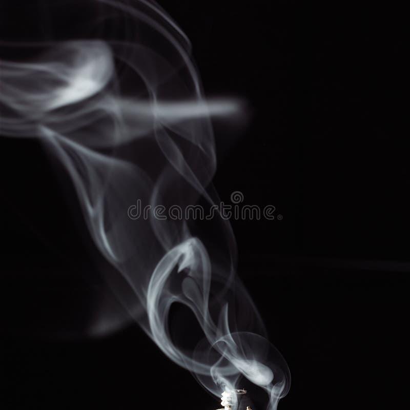 Download Smoke against black stock image. Image of blue, color - 2701159