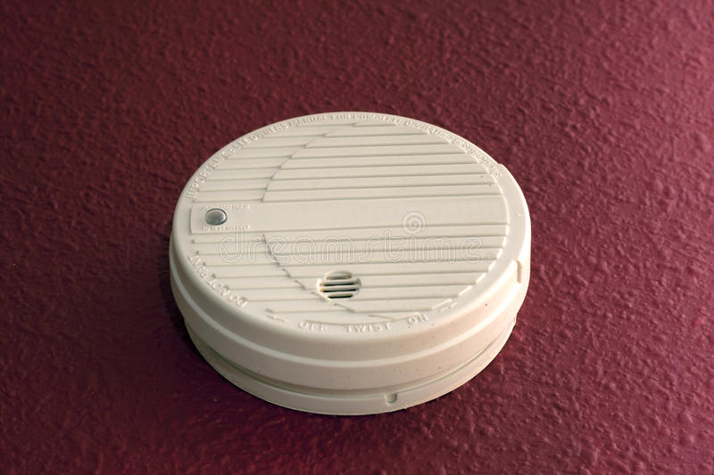 Download Smoke Alarm stock photo. Image of home, electronic, rules - 25161440