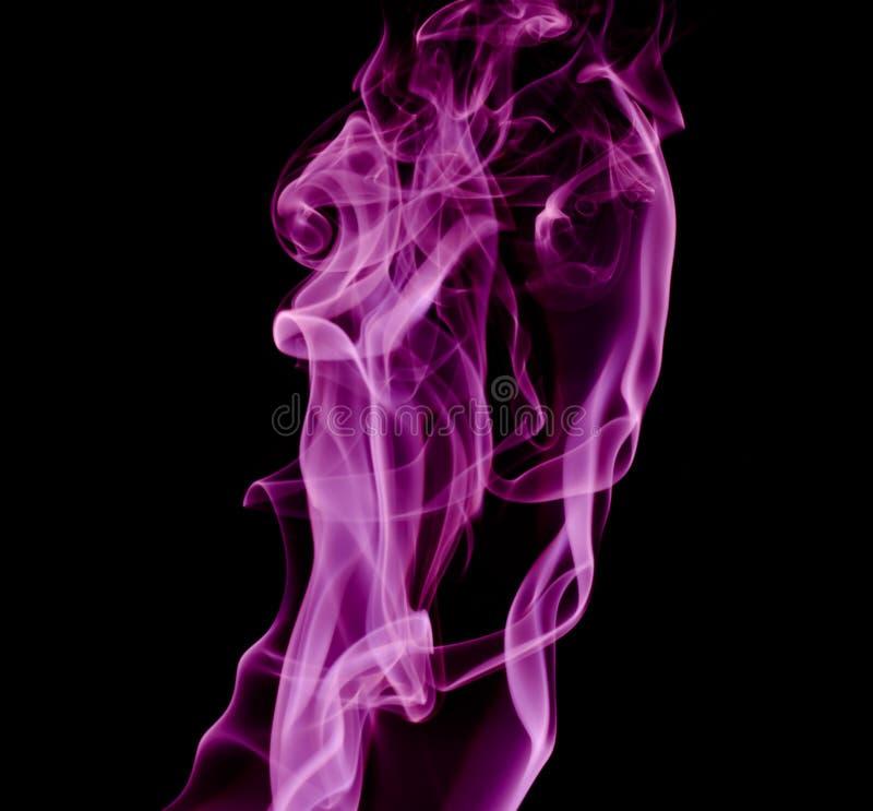 Smoke art background royalty free stock images