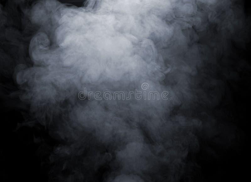 Smoke background stock photography