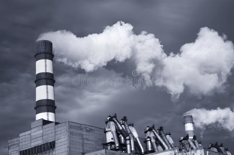Download Smoke billowing stock image. Image of issues, boiling - 7260649