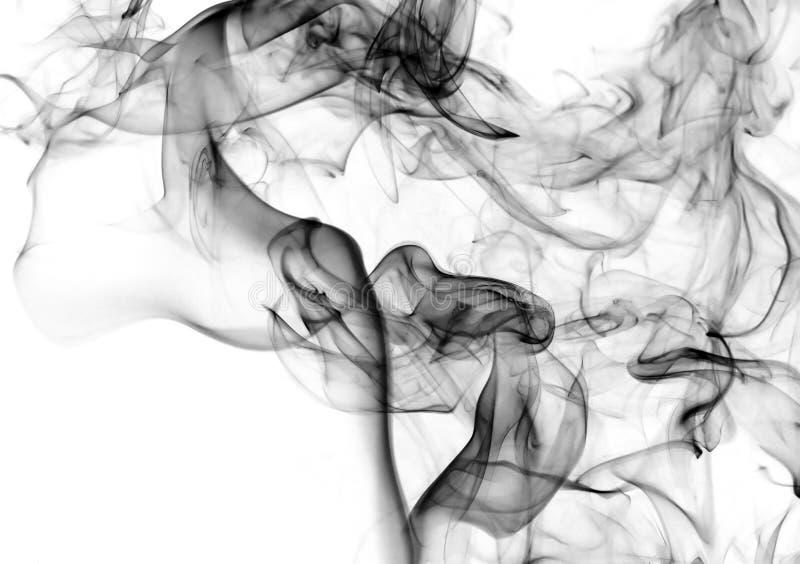 Smoke royalty free stock photo