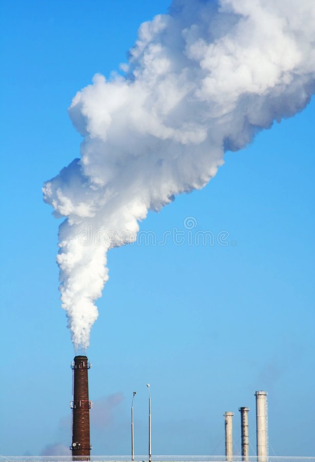 Download Smoke in city stock photo. Image of background, smoky - 1971778
