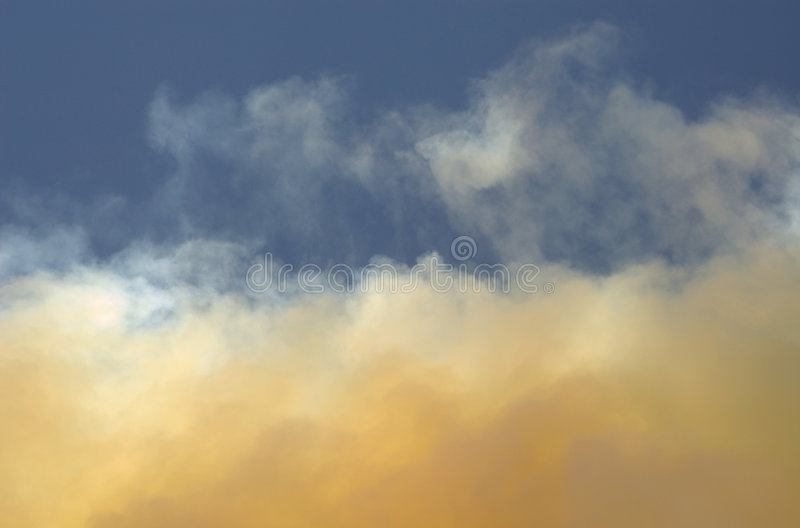 Download Smoke Cloud Plume 2 stock image. Image of cloud, pollution - 2688897