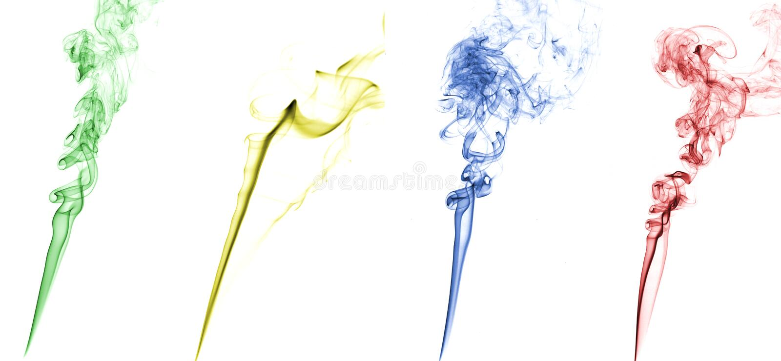 Download Smoke colours stock photo. Image of elegant, effect, lines - 22818794