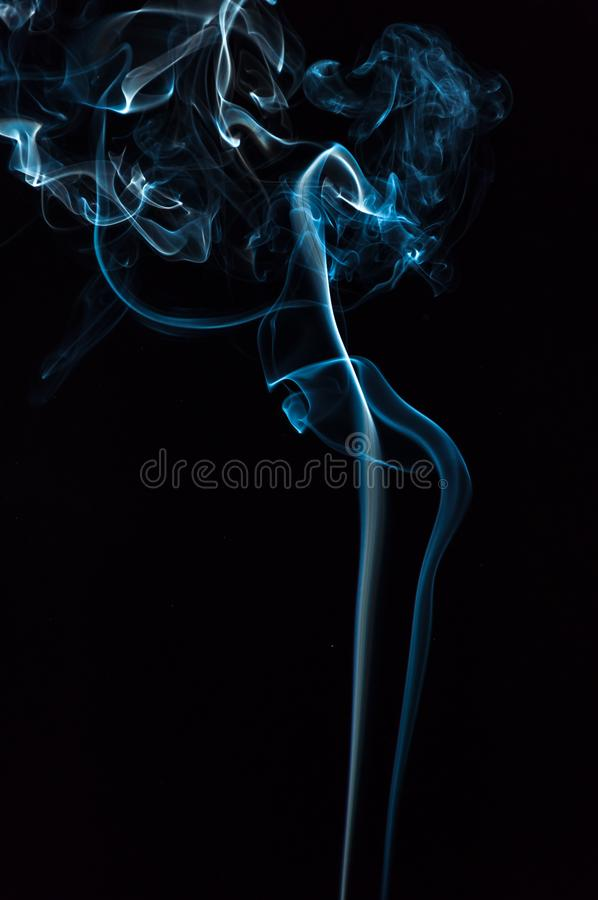 Free Smoke Dark Pattern Background Black Color Fractal Texture Effect Shape Royalty Free Stock Photos - 160995418
