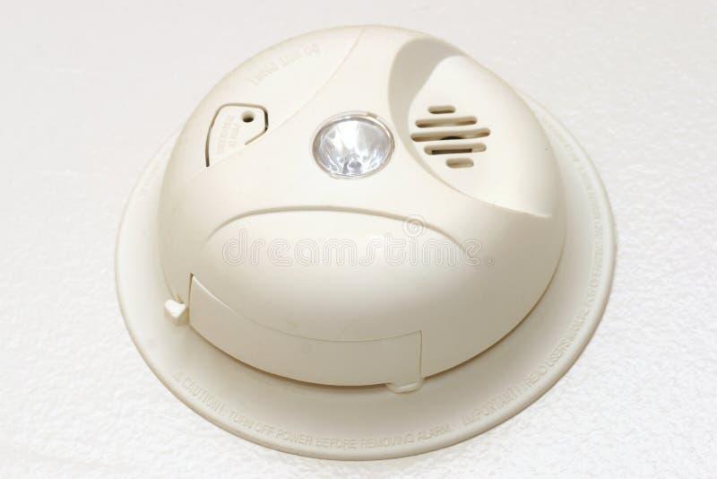 Smoke detector royalty free stock photo