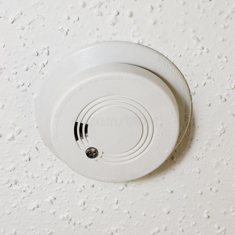 Smoke Detector Stock Images