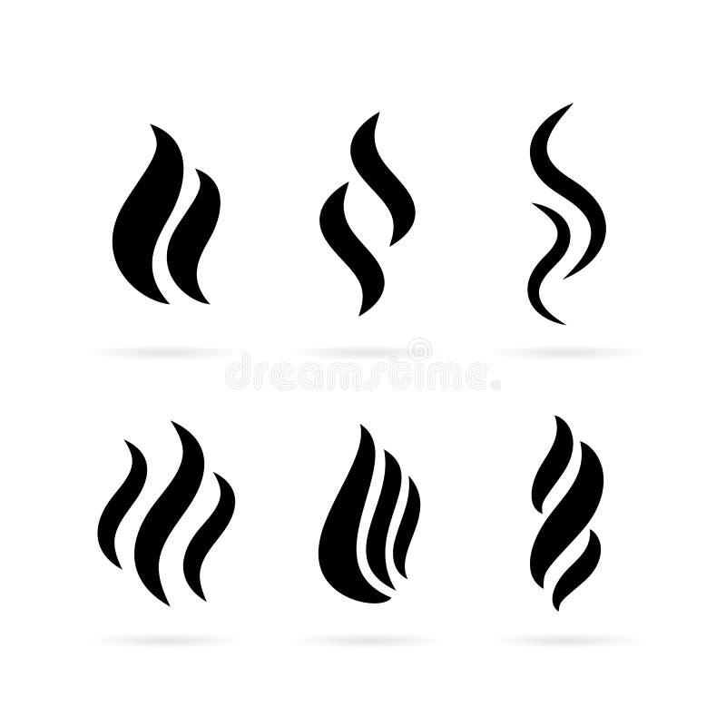 Free Smoke Icon Stock Photo - 145753170