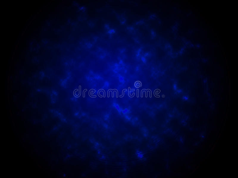 Smoke texture abstract blue background stock image