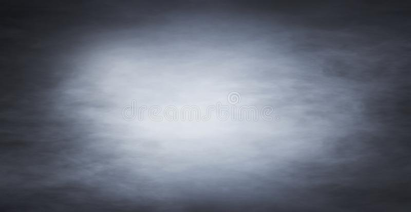 Smoke texture in the darkness royalty free stock images
