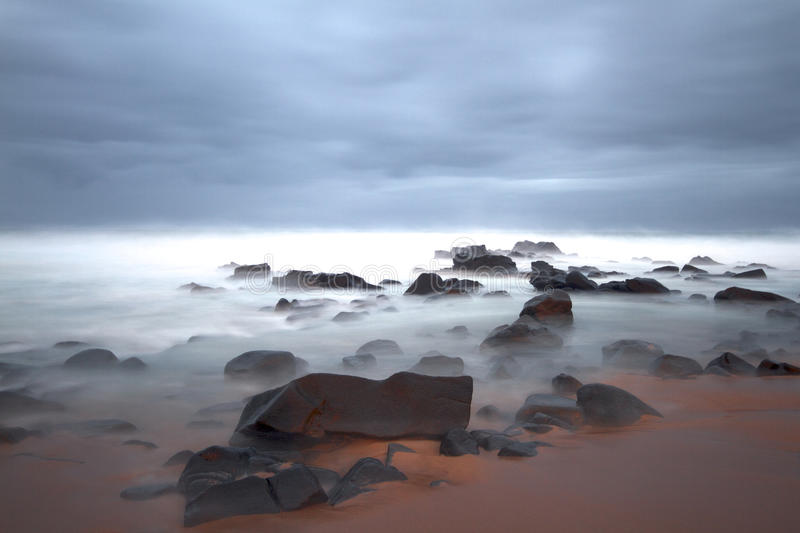 Download Smoke on the water stock photo. Image of natal, mist - 16052294