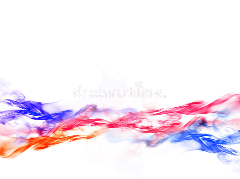 Download Smoke on white background stock illustration. Image of fire - 26559367