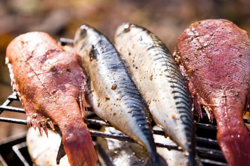 Smoked Fish Stock Photos