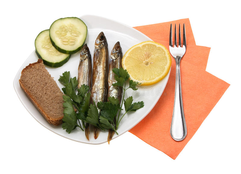 Smoked fishes