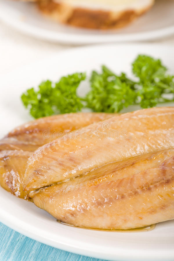 Download Smoked Kippers stock image. Image of background, oily - 36184191