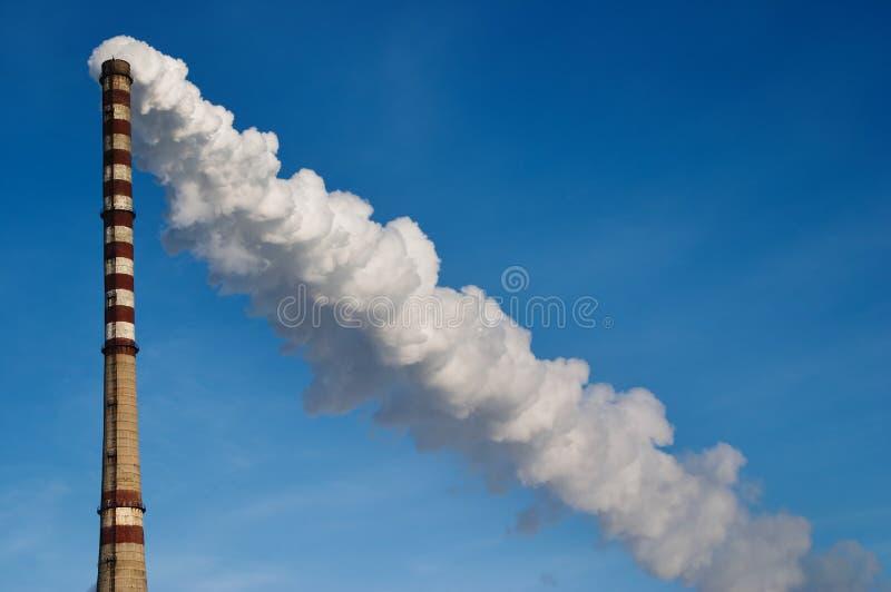 Smokestack imagens de stock