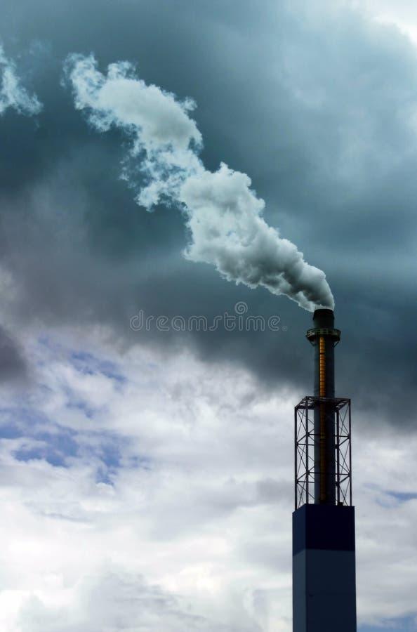 Smokestack Fotografia Royalty Free