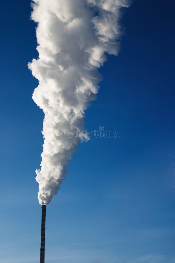 smokestack fotografia stock