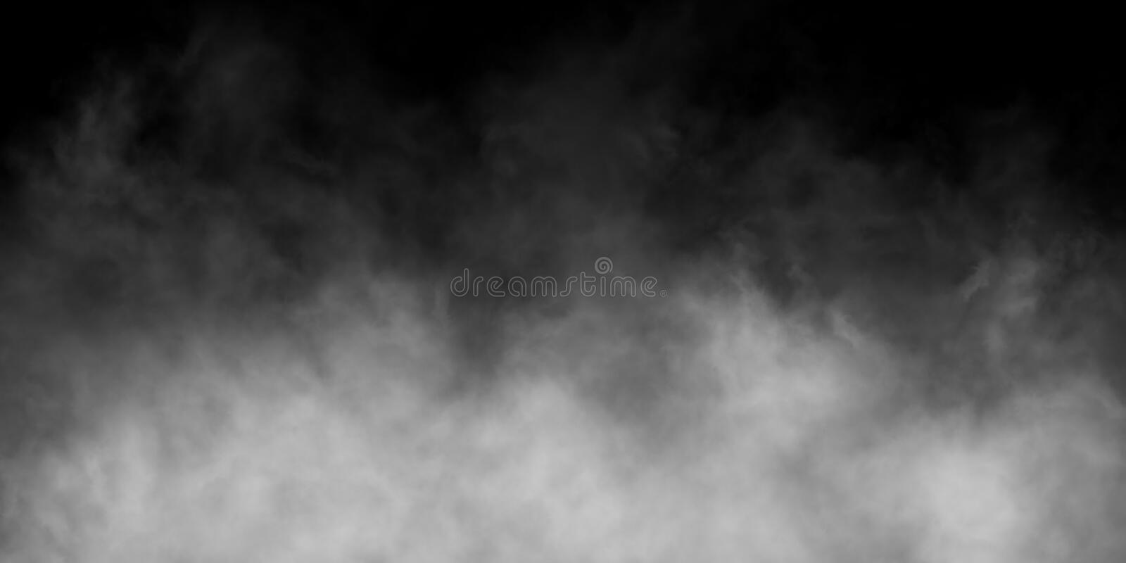 Smokey fog background stock photography