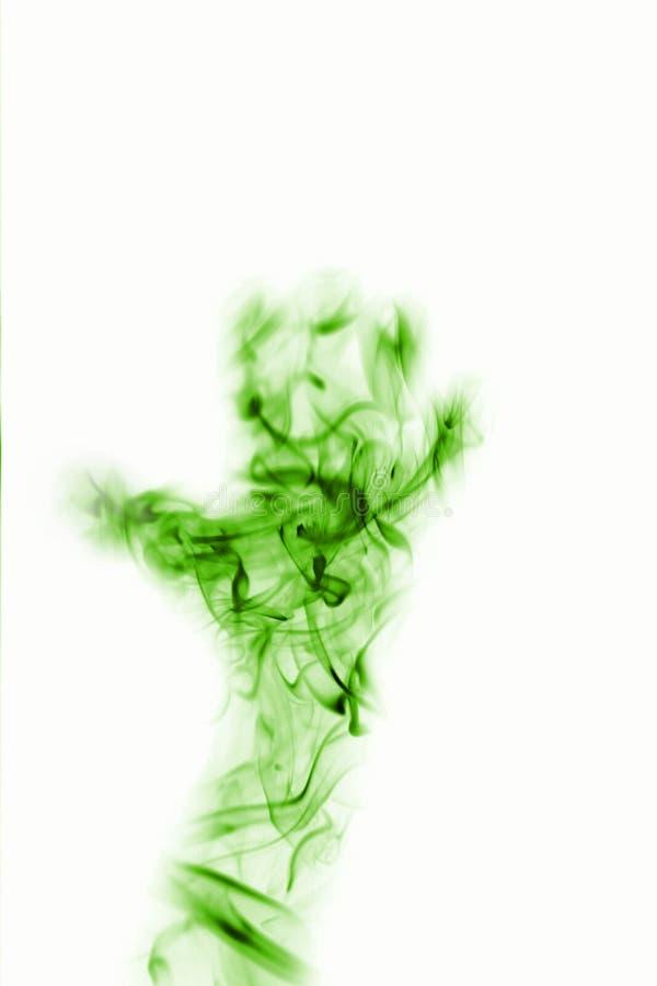 Download Smokey hand stock illustration. Image of handprint, inspiration - 7284251