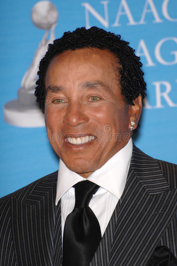 Download Smokey Robinson editorial stock photo. Image of featureflash - 24198818