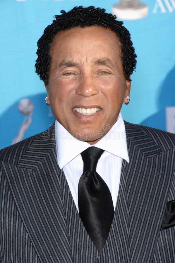 Download Smokey Robinson editorial stock photo. Image of robinson - 24198838