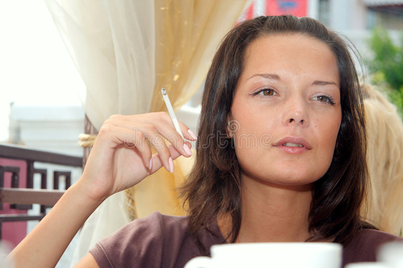 Download Smoking Royalty Free Stock Photo - Image: 5907145