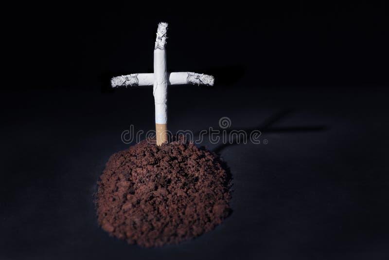 Smoking kills 2 royalty free stock photo