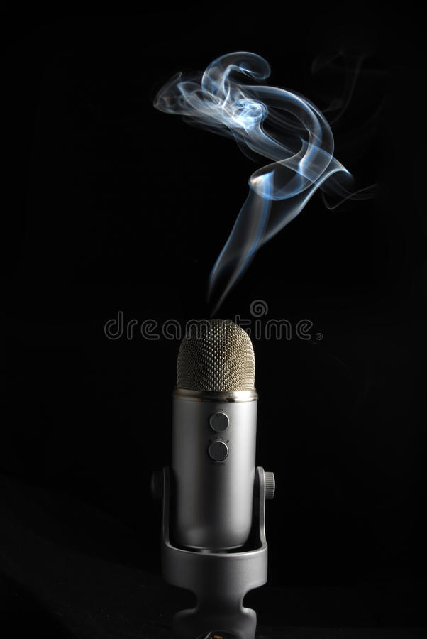 Smoking Mic 1