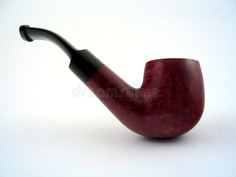 Download Smoking Pipe stock image. Image of pleasure, brown, smoke - 118449