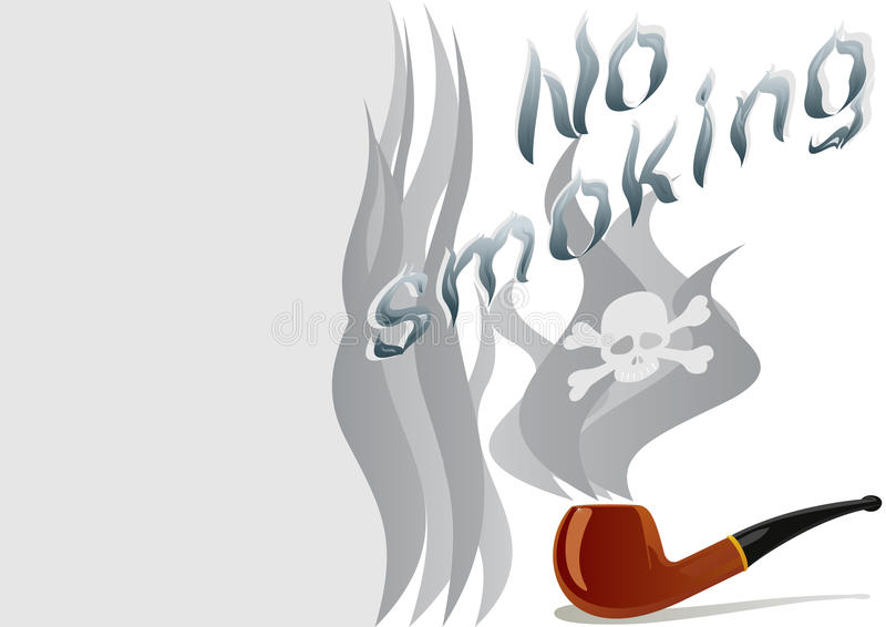 Download Smoking-Poison stock vector. Image of gray, abstract - 20785302