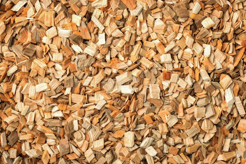 Smoking wood chips background royalty free stock photos