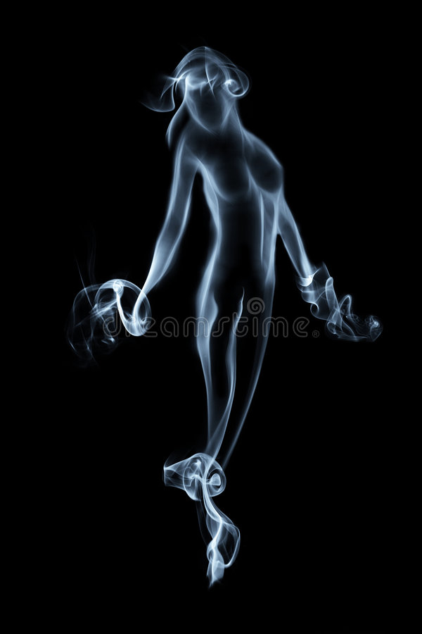 Download Smoky Girl Stock Images - Image: 8765544
