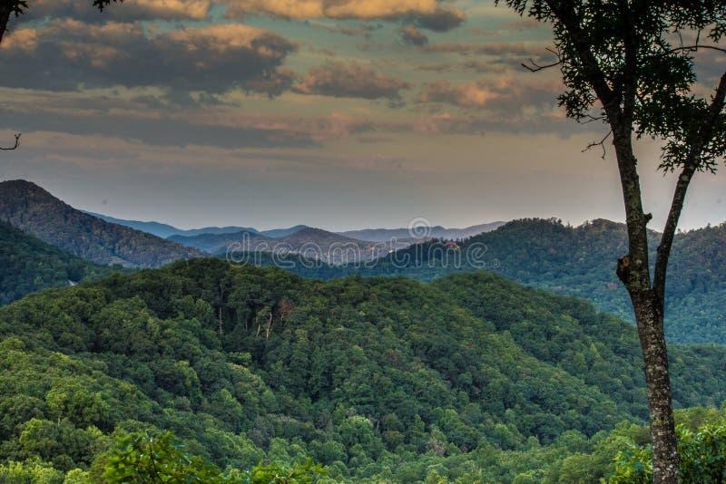 Smoky Mountain National Park stock photography
