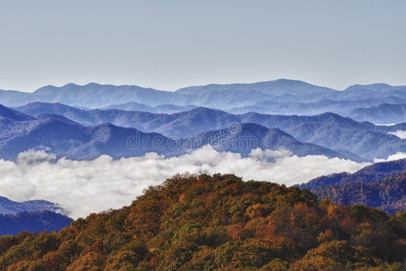 Smoky Mountains. Great stock photo