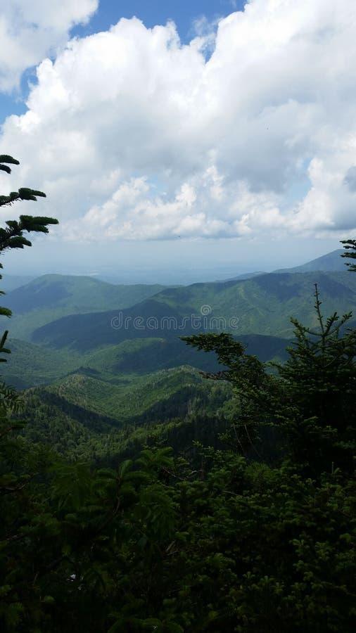Smoky Mountains stock photography