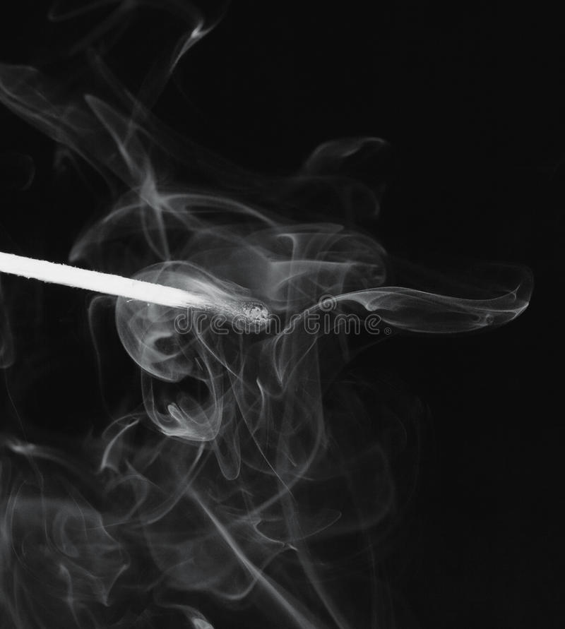 Download Smoldering match stock image. Image of light, closeup - 39503391