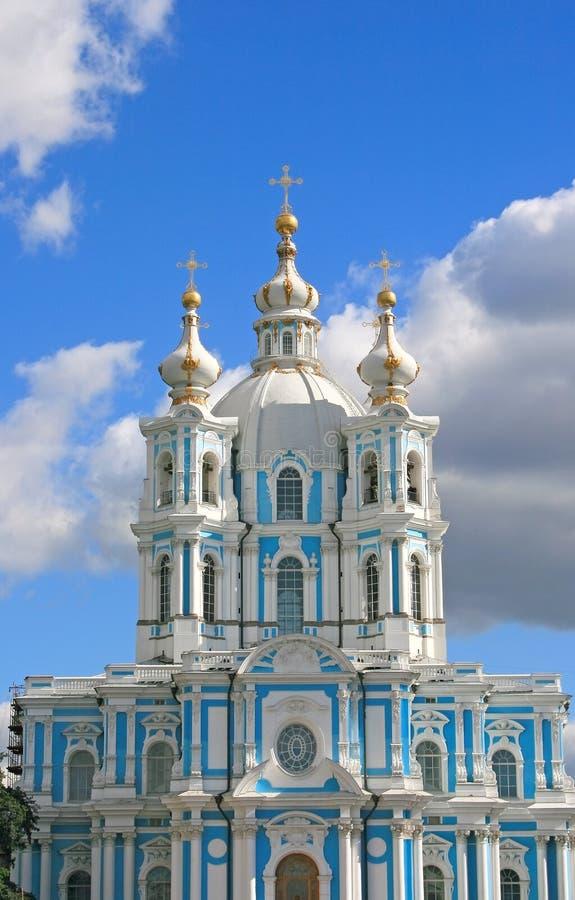Download Smolny immagine stock. Immagine di città, classico, secolo - 3140577