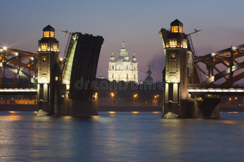 Download Smolny Cathedral Royalty Free Stock Photography - Image: 18491977