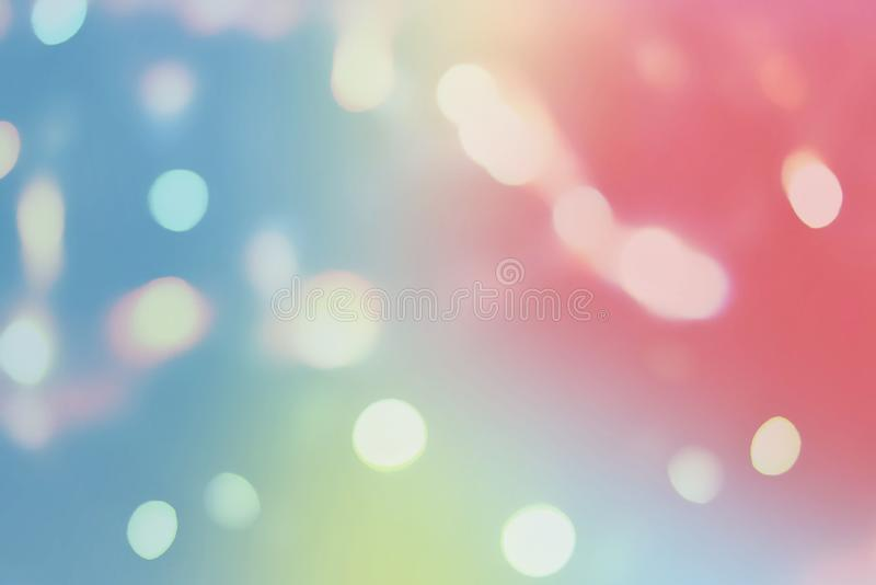 Smooth abstract gradient background with blue yellow red white colors digital graphic banner Light glare light effect. Smooth abstract gradient background with stock image