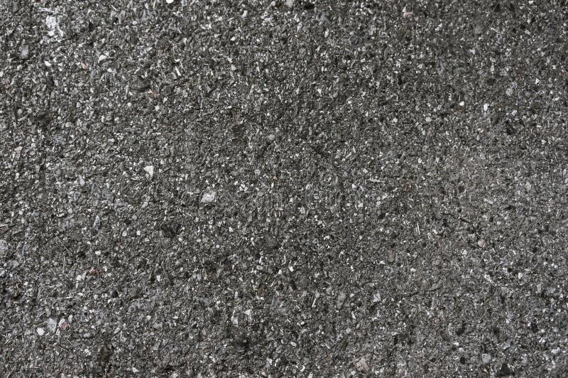 Black asphalt texture background. stock photo