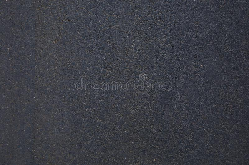 Smooth asphalt road. The texture of the tarmac stock photos